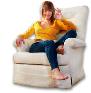 Upholstery Cleaning Back Bay